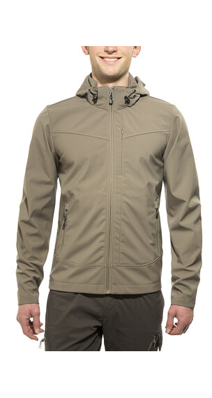 axant Alps - Veste softshell homme - beige